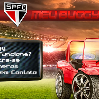 Meu Buggy do SPFC